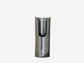 Suporte-de-solo-em-aço-inox-16cm